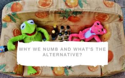 Why we numb and what's the alternative?