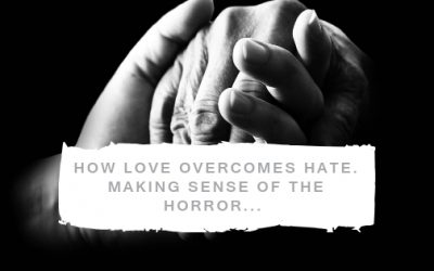 How love overcomes hatred